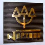 Bar「NEPTUNE」で 本牧から望む窓越しのベイブリッジ