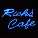 ピアノ・バー「Rick's Cafe」
