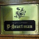 TAVERN V.I.P.ROOM「D-Heart man」で PORTELLEN'79