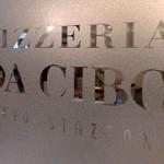 PIZZERIA「DA CIBO」で ルゲッタも少しモッチリほしい昼もある