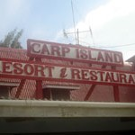 RESORT & RESTAURANT「CARP ISLAND」