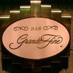 BAR「Grande Fine」で 愉しむ高架下の静謐