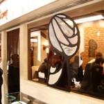 カレー専門店「インデアンカレー」丸の内店で スパゲッティ麺旨し