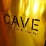 Cafe&Shot Bar「CAVE」