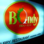 欧風カレー「ボンディ」神保町店で 息苦しきビーフカレー