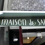 CHAMPAGNE BAR「MAISON de SAWA」