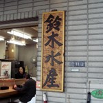 魚料理「鈴木水産」
