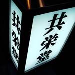 スマトラ風カレー「共栄堂」内神田で 胡椒が辛いメンチカレー