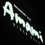 SECONDARY BAR「Amami」