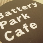 カフェ「Battery Park Cafe」で ハンバーグカレーのプチ充電