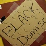 らーめんダイニング「ど・みそ」で BLACKDomisoに気をつけろ