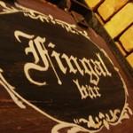 bar「Fingal」で 白州のbota cortaとsherry buttと