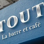 La barre et café「TOUT」で ビーフシチューすっきり明瞭旨味