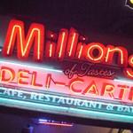 CAFE「MILlIONS DELI-CARTE」で村田の夏とアボカドバーガー