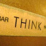 BAR「THINK」で 南の島での一期一会とエキストラな一杯と