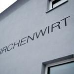Gasthaus「Kirchenwirt」で 鱒のイクラに滋味深きザリガニスープ