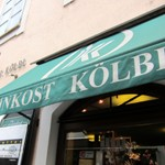 Delikatessen「FEINKOST KÖLBL」で風味絶佳のホワイトアスパラ