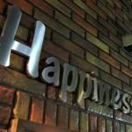 洋食「Happiness」で 羨望ナポ&カレスパかきフライにハっピネス
