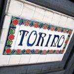 TRATTORIA「TORINO」で あらびきミートプンタレッラカヴァテッリ