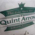 Play Zone「Quint Arrow」で 金太郎改め唐揚げ牛すじ生姜焼き