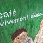 Café「vivement dimanche」で 様々にコーヒー薫る喫茶魂パフェ