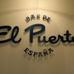 BAR DE ESPAÑA「El Puerto」で工夫てんこ盛り牡蠣料理と海のワインVIONTA