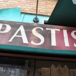 築地バー「PASTIS」でランチカレーはインド風チキンとホルモンの薬膳サラサラ系
