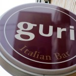 Italian Bar「guri」で温玉ローストビーフご飯パプリカ煮込みペンネ顔代わる秋
