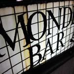 BAR「MONDE BAR」で 加水Balvenie花開き蝶来たる主水世界