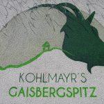 「KOHLMAYR'S GAISBERG SPITZ」で山頂ブランチ眼前の超絶大パノラマにああ凄い